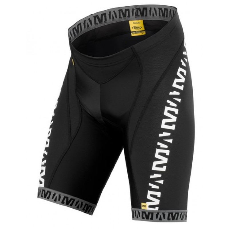 Mavic Sprint Shorts Black-White