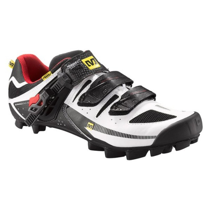 Mavic Rush Maxi Shoes White