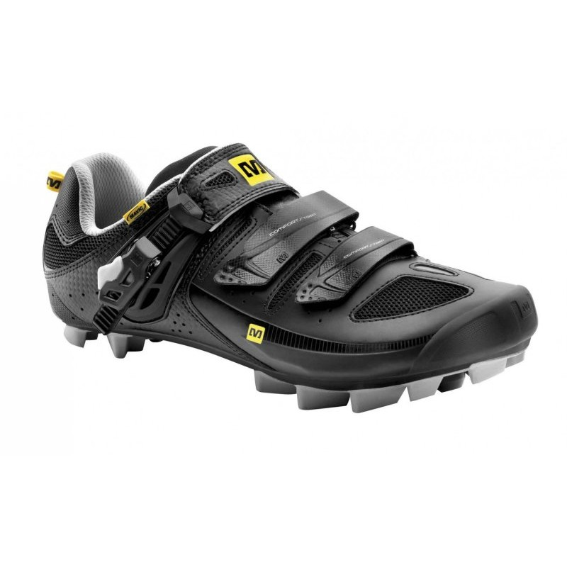 Mavic Rush Maxi Shoes Black
