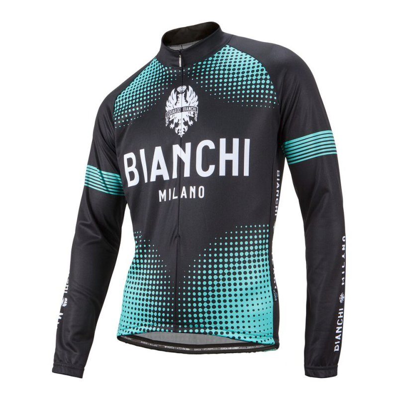 Bianchi Milano Fundres Long Sleeve Jersey d8cc9f273