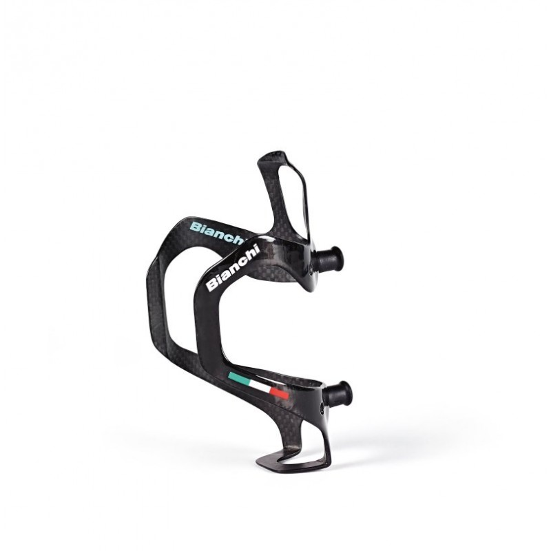 Bianchi Carbon Bottle Cage Multi Mount Black