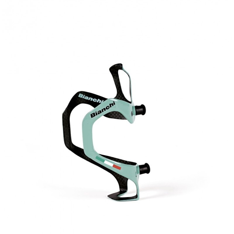 Bianchi Carbon Bottle Cage Multi Mount Celeste