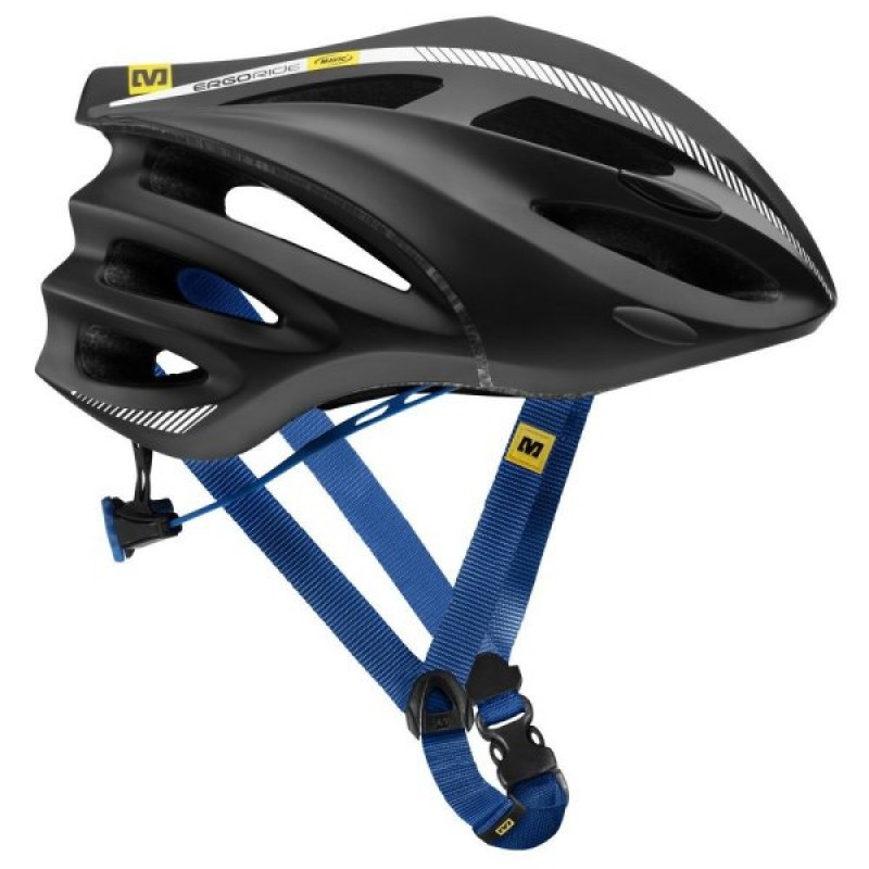 Mavic Syncro Helmet Black Blue