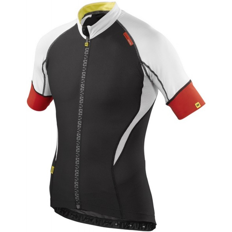 Mavic HC Short Sleeve Jersey Black