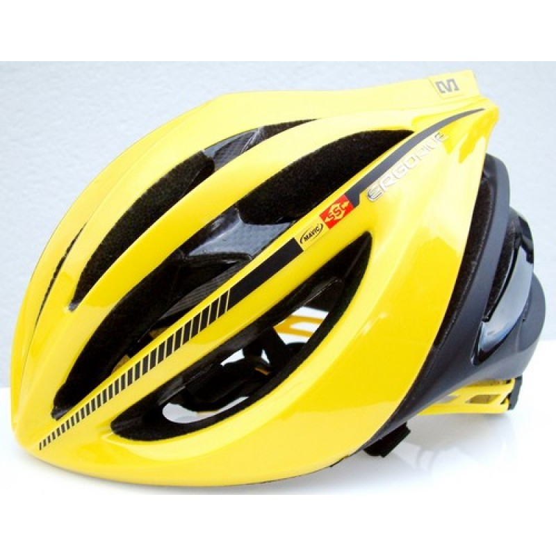 Mavic Plasma SLR Helmet Yellow