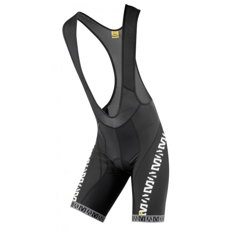 Mavic Sprint Bib Shorts Black-White