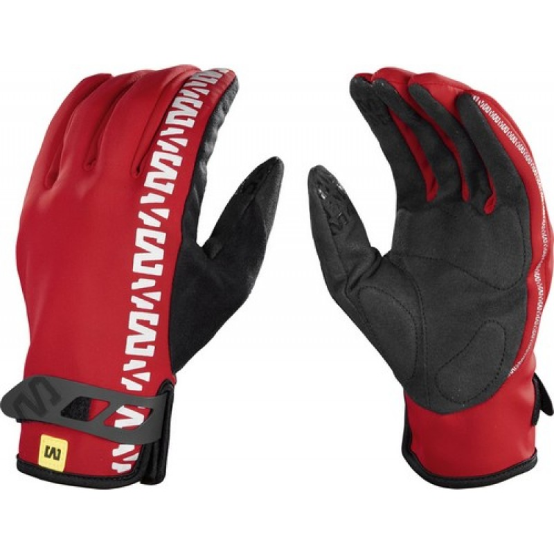 Mavic Club Glove Red