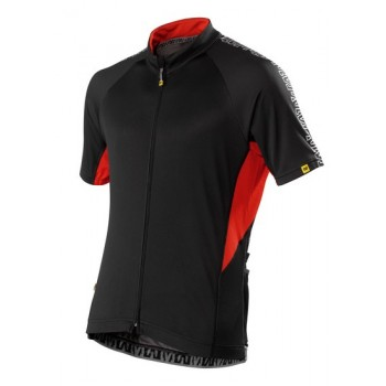 Mavic Sprint Relax Jersey Black