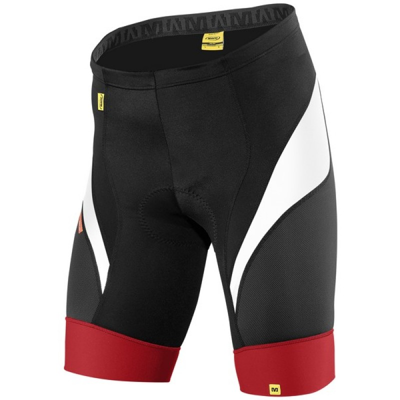 Mavic HC Short Black Red