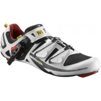 Mavic Pro Road Shoe White