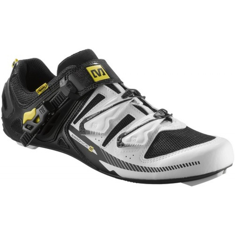 Mavic Galibier Shoes White